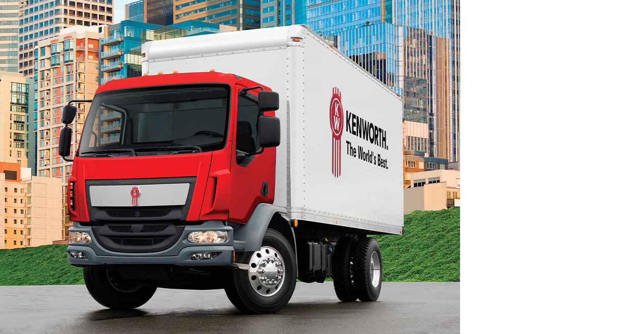 Kenworth Medium Duty Cabovers Add New Options