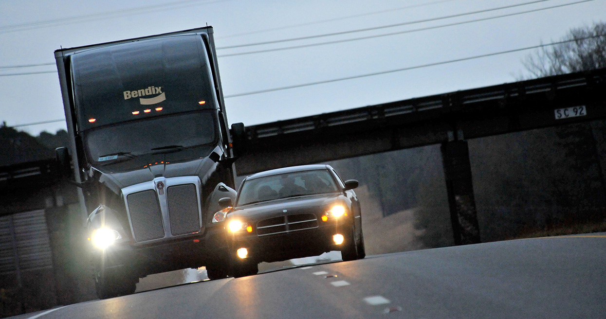Bendix Wingman Fusion System with Enhanced Feature Set Available for Order on New Kenworth Heavy and Medium Duty Trucks