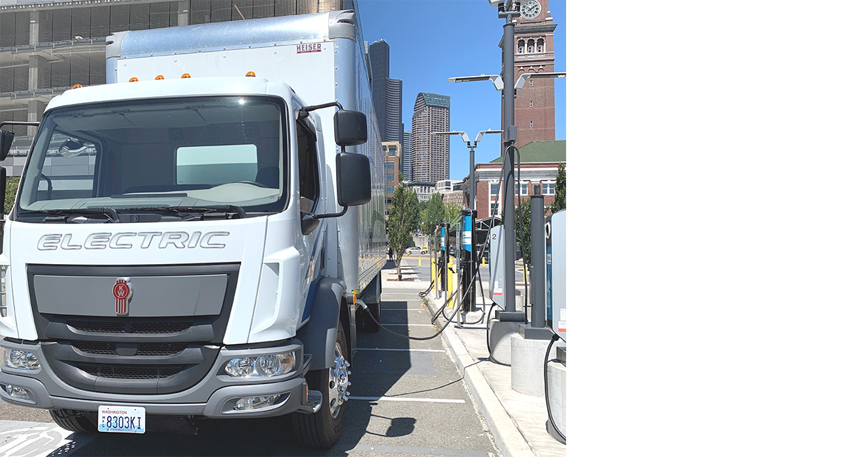 Qualifying California Purchasers of Kenworth Electric K270E and K370E Eligible for $95,000 Voucher Incentive under CARB Program