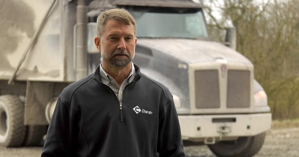 Kenworth and T880s Meet the Challenge of Charah Solutions