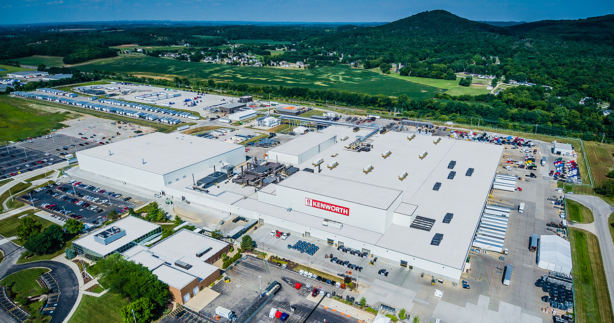 "Kenworth Chillicothe Plant Earns 2020 ""Encouraging Environmental Excellence"" Gold Award from Ohio EPA"