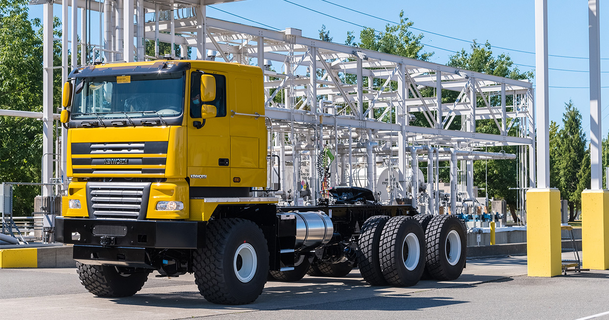 Kenworth Produces Last Severe-Service K500 Cabover, Model Served Oil and Gas Exploration Worldwide