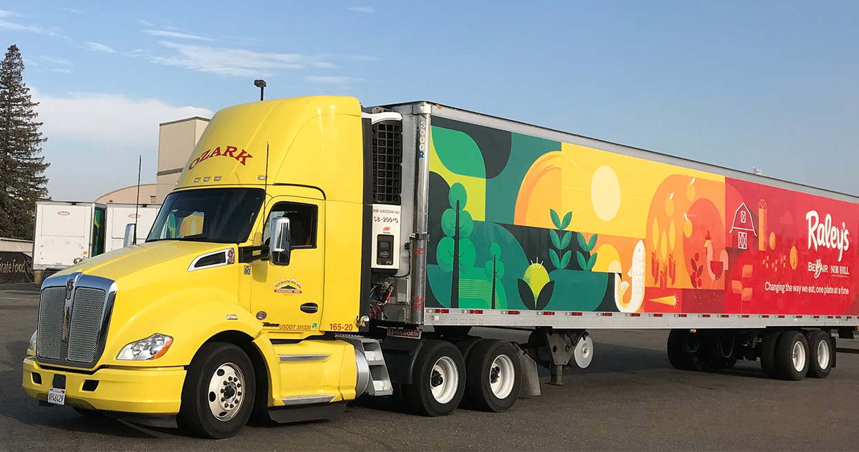 Ozark Trucking Improves Efficiency with Kenworth T680s Spec'd with Complete PACCAR Powertrain