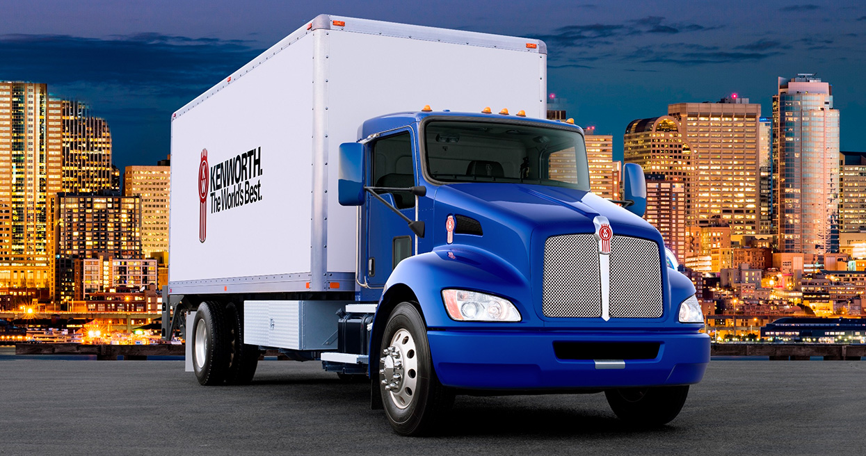 Kenworth Introduces New Options for T270 and T370 Medium Duty Conventional Trucks