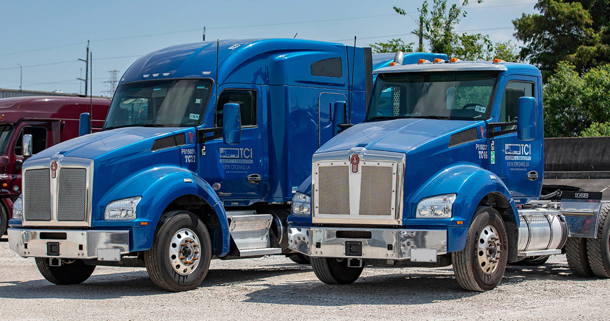 TCI – Creating its Own Success in Logistics