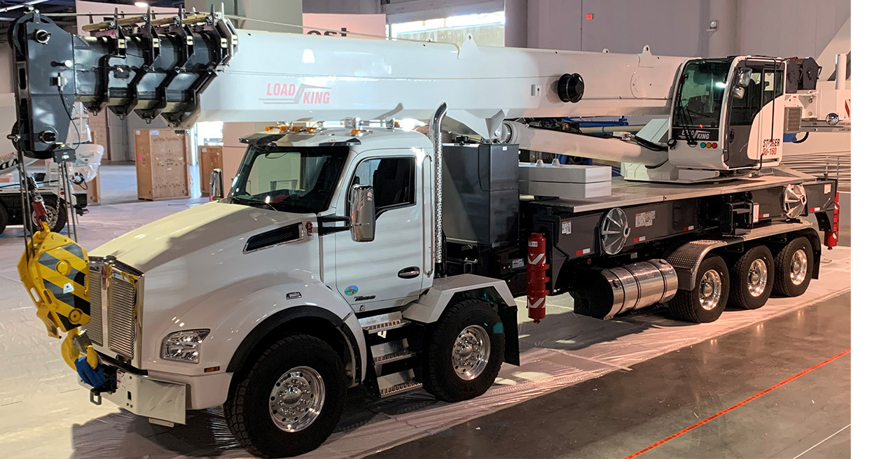 Kenworth Introduces T880 Twin Steer