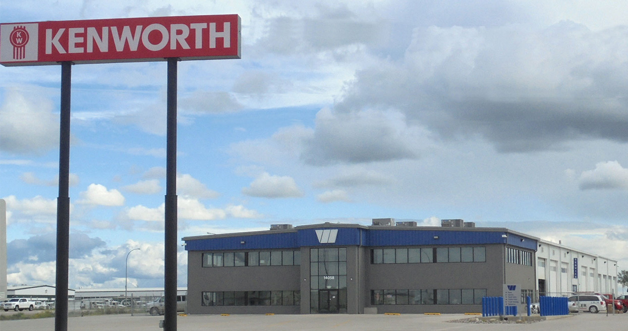 Wallwork Kenworth – Williston Relocates to New Full-Service Dealership