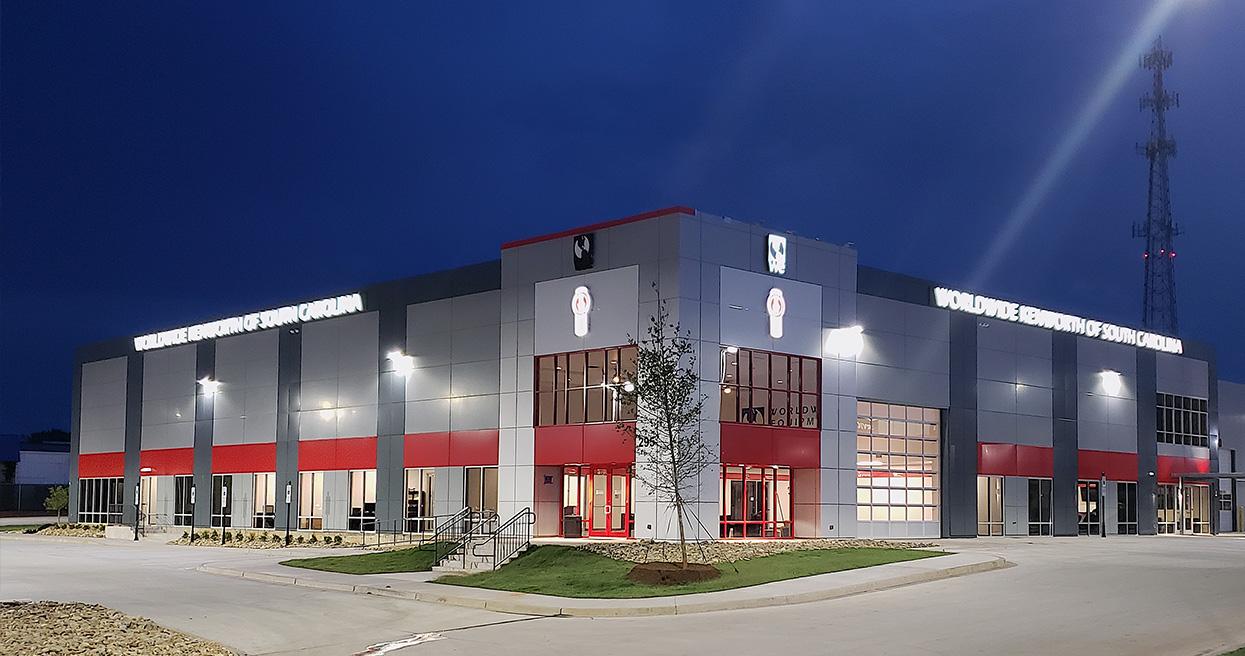 Worldwide Kenworth of South Carolina Opens New Full-Service Dealership in Spartanburg