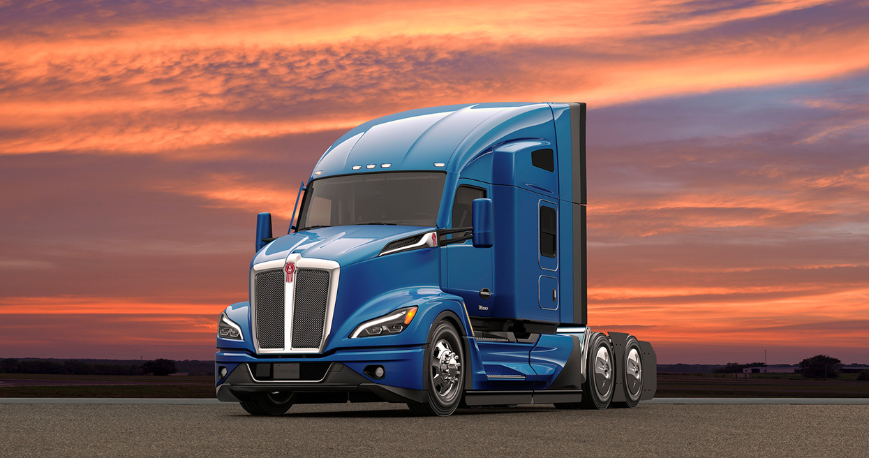The Kenworth T680 Next Generation: Kenworth Launches New On-Highway Flagship