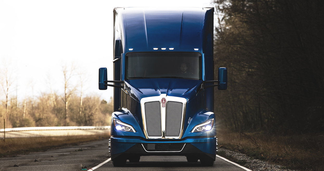 Kenworth T680 Next Generation: Sleek and Sophisticated
