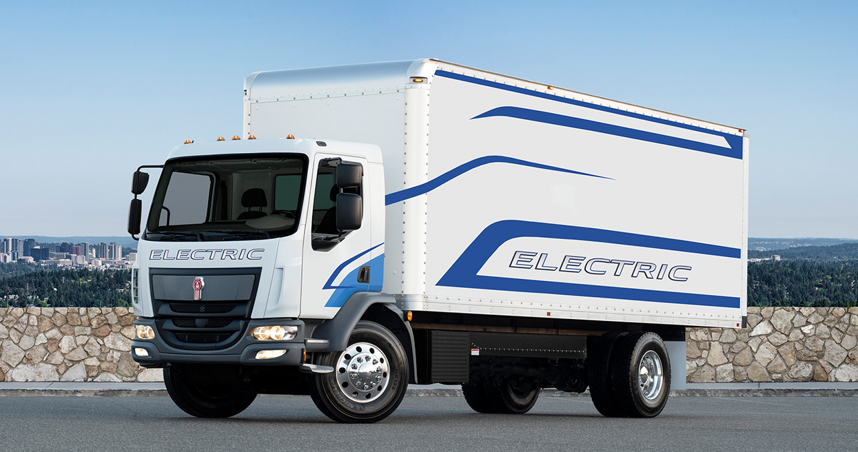 Kenworth Electric K270E and K370E Vehicles Eligible for $85,000 Voucher Incentive Under 2021 CARB HVIP