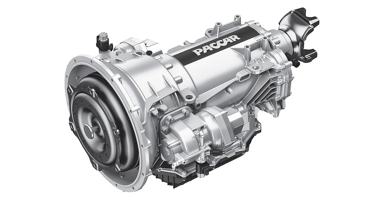 PACCAR TX-8 Automatic Transmission Standard on New Kenworth Medium Duty Line