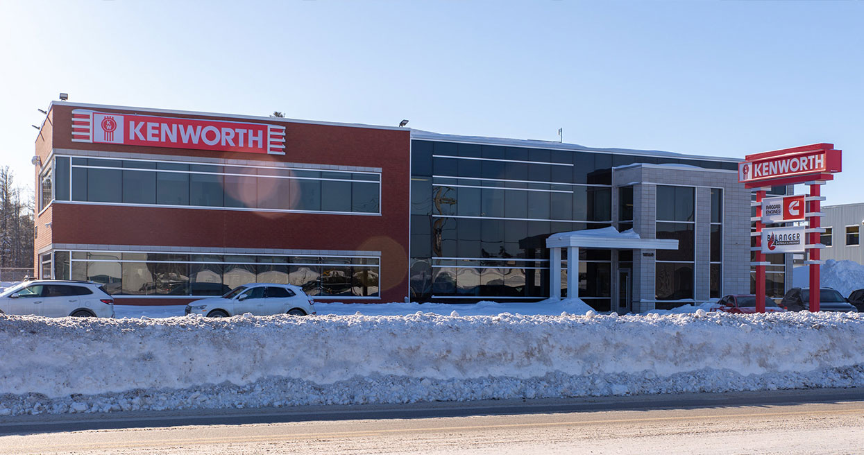 Kenworth Montreal Group Adds New Full-Service Dealership in Mirabel