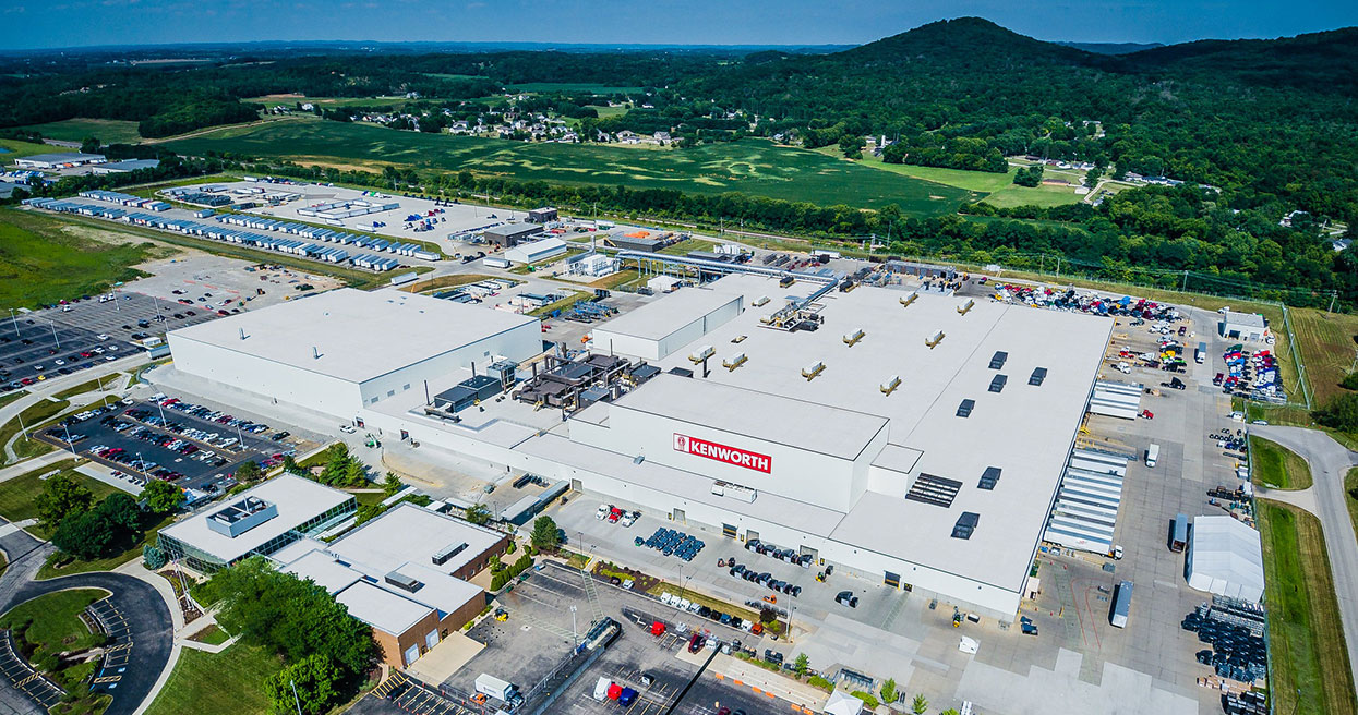 Kenworth Chillicothe and Renton Assembly Plants Capture NAM Manufacturing Leadership Awards
