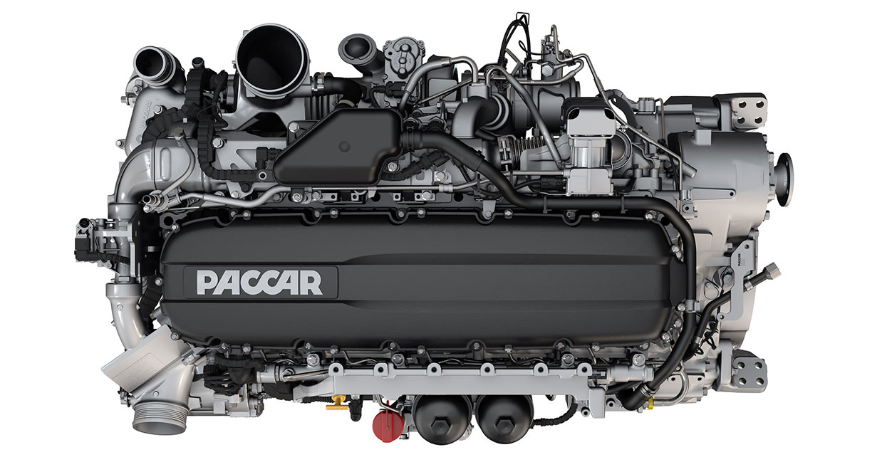 2021 PACCAR MX Engines Unveiled: Gives Operators Better MPGs, New HP Rating, and More Durability